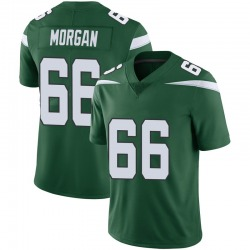Nike Jordan Morgan New York Jets Men's Limited Green 100th Vapor Jersey